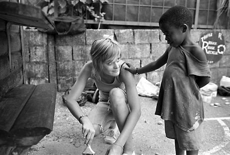 Short-term missionary, Buff Bay, Jamaica, 2006.