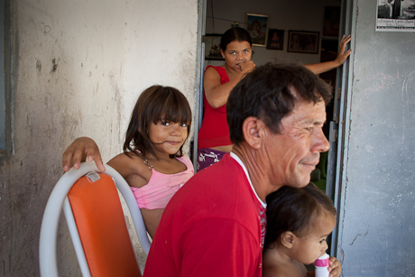 Bible study. Patacas, Aquiraz - CE, Brazil. 2008.