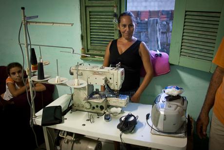 Home economics. Patacas, Aquiraz - CE, Brazil. 2008.