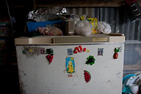 Refrigerator. Guayaquil, Ecuador. 2011.