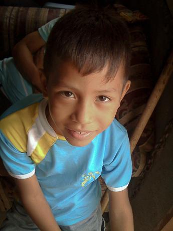 Portrait. Guayaquil, Ecuador. 2011.