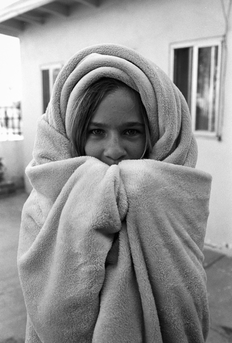 Wrapped up. Mexico. 2008.