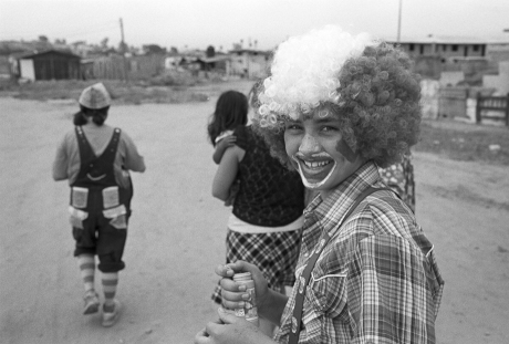 Clowns. Mexico. 2006.