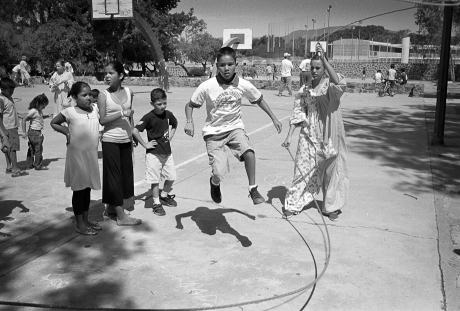 Double dutch. Mexico. 2007.