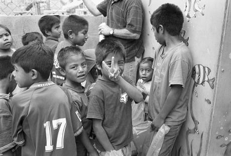 Peace. Mexico. 2007.