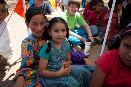 VBS bonding. Mexico. 2005.