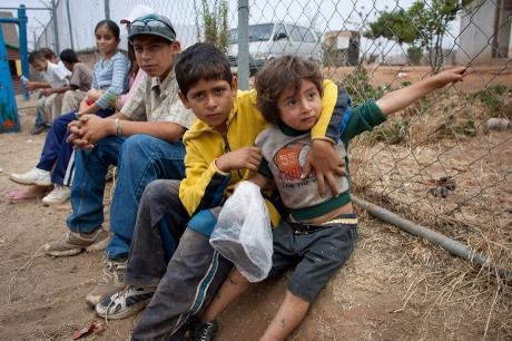 VBS kids. Mexico. 2005.