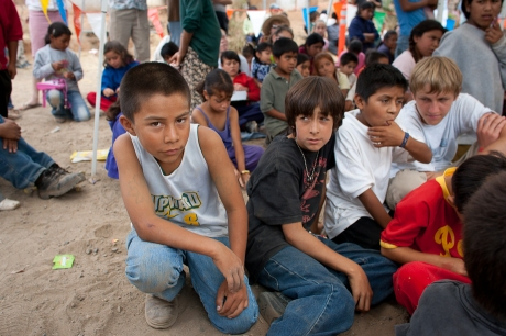 VBS look. Mexico. 2005.