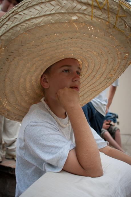 Sombrero. Mexico. 2005.
